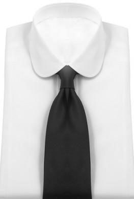 chemise col claudine à manches courtes –